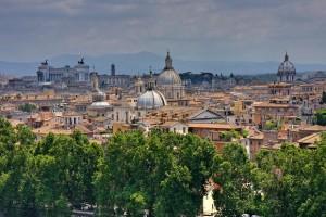 Rome-Skyline
